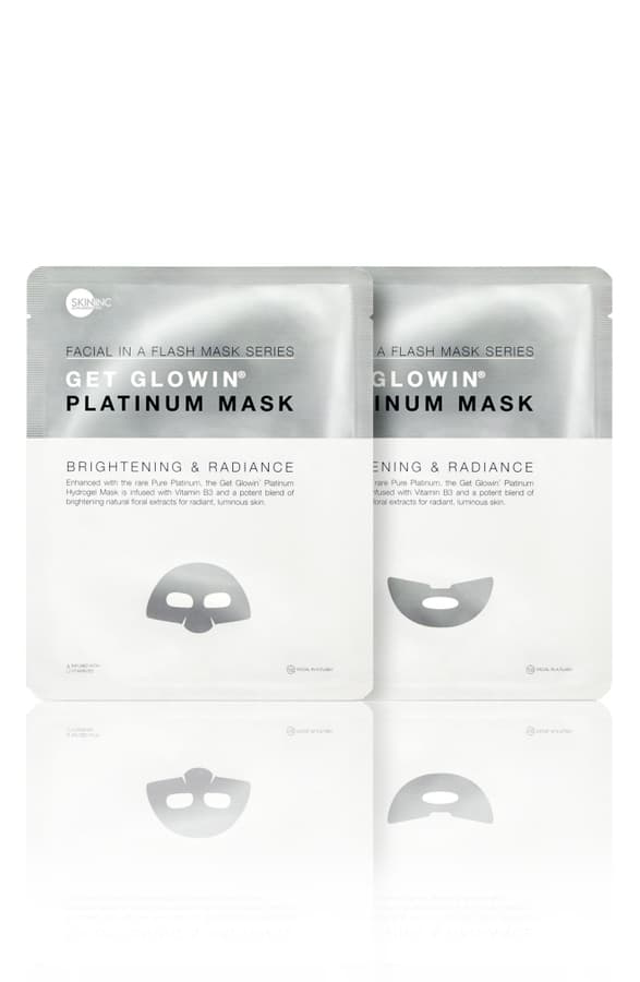 Skin Inc. Get Glowin' Platinum Mask