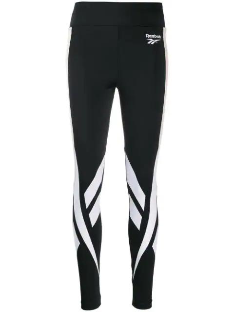 Reebok Classics Vector Leggings In Black