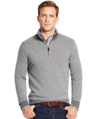 Zip Sweater Lauren Ralph Light Grey In Merino Polo Half 7bf6gy