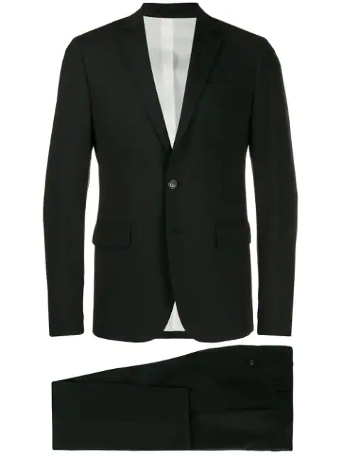 Dsquared2 Formal Two-Piece Suit - Black