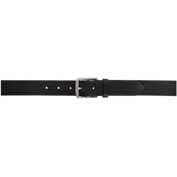 Polo Ralph Lauren 28Mm Reversible Dress Belt In Black