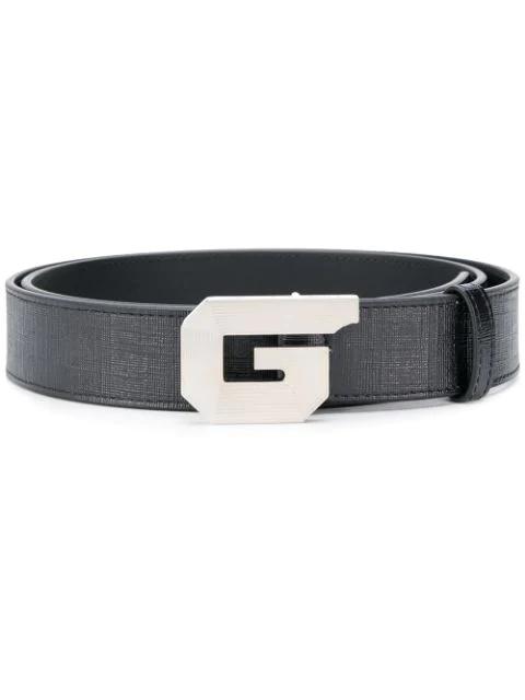 Givenchy G Logo Belt - Black