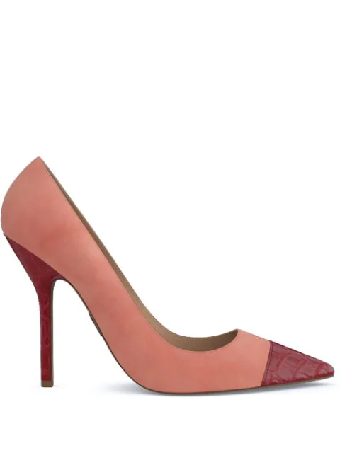 Paul Andrew Pump It Up 105 Pumps In Pink