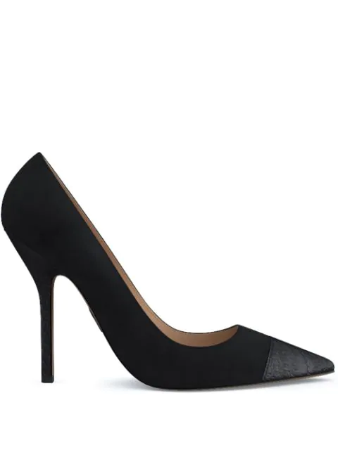 Paul Andrew Pump It Up 105 Pumps In Black