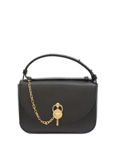 Jw Anderson Midi Keyts Bag In Black