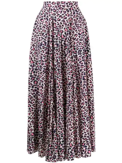 Zadig & Voltaire Maxi Skirt In White