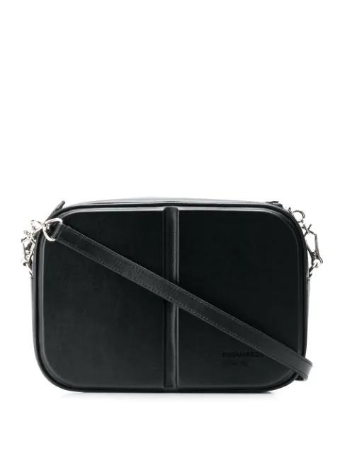 Dsquared2 Pill Shoulder Bag In Black