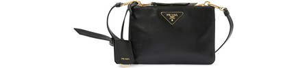 Prada New Etiquette Crossbody Bag In Nero