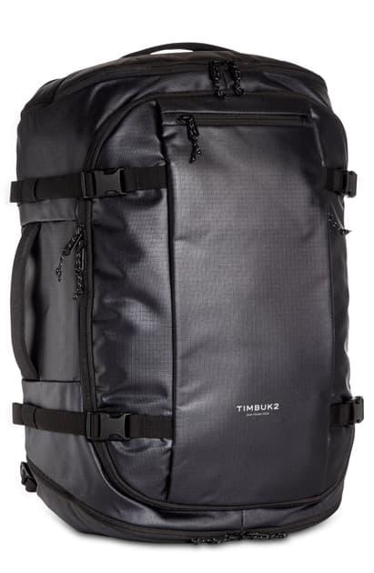 Timbuk2 Wander Convertible Backpack In Jet Black