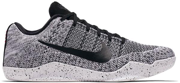correr España cosecha  Pre-owned Nike Kobe 11 Elite Low Oreo In White/black | ModeSens