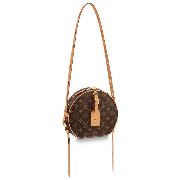 Louis Vuitton Boite Chapeau Souple Monogram Brown
