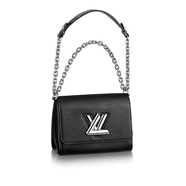 Crossbody Twist Epi Electric Mm Noir Black by Louis Vuitton