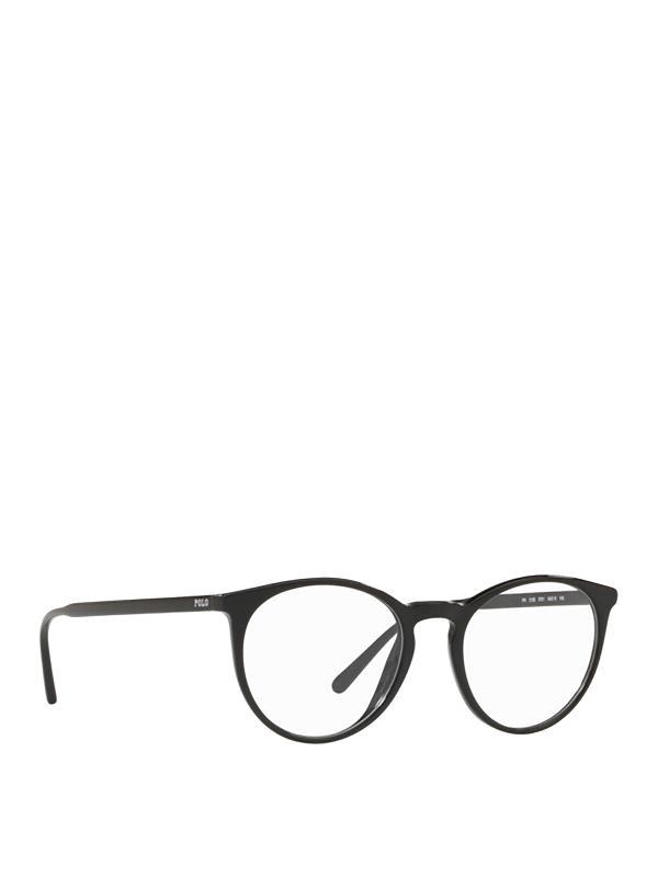 Polo Ralph Lauren Black Optical Glasses