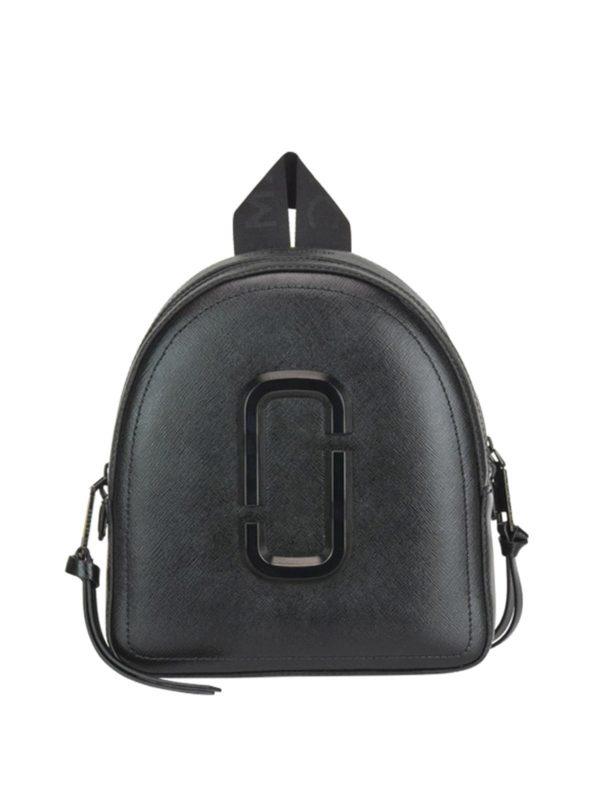 Marc Jacobs Pack Shot Dtm Black Backpack