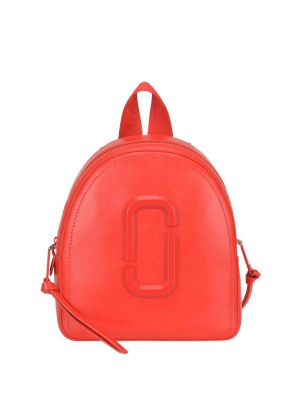 Marc Jacobs Pack Shot Dtm Red Backpack