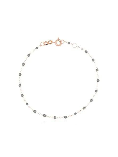 Gigi Clozeau 18k Rose Gold 17 Cm Beaded Bracelet