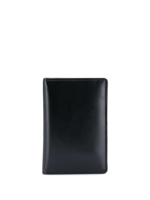 Maison Margiela Bifold Cardholder In Black