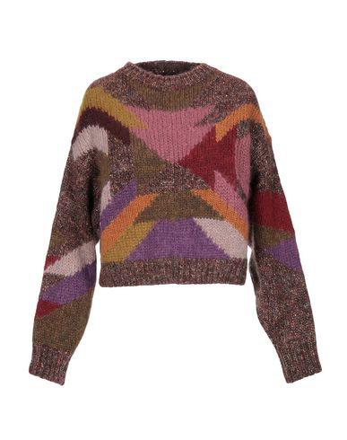 Isabel Marant Sweater In Brown