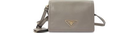 Prada New Etiquette Crossbody Bag In Argilla