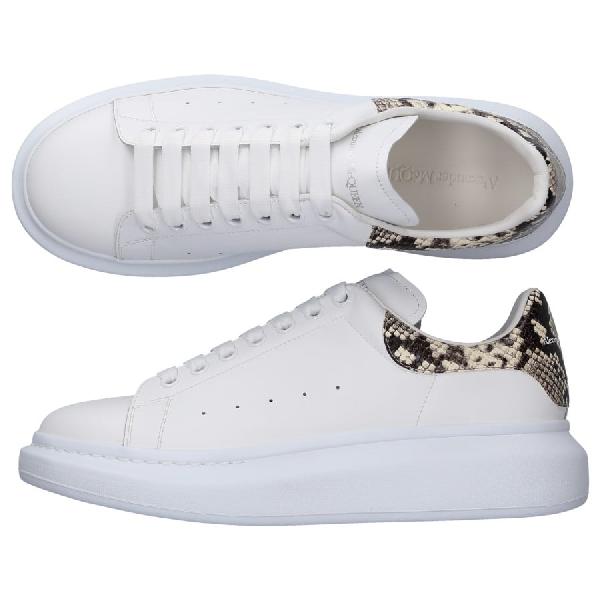 Alexander Mcqueen Sneakers Grey Larry