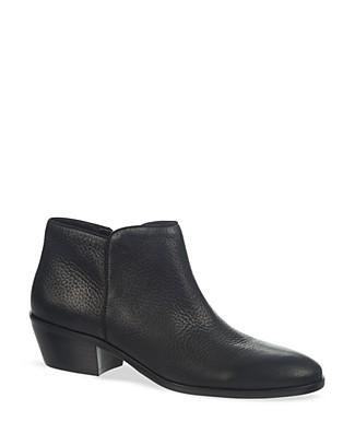 Sam Edelman 'Petty' ChelseaBoot (Women) In Black/ Black