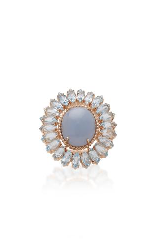 Carla Amorim Lygia Ring In Blue
