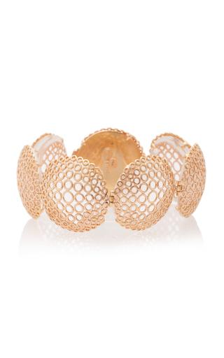 Carla Amorim Cobogo Bracelet In Pink