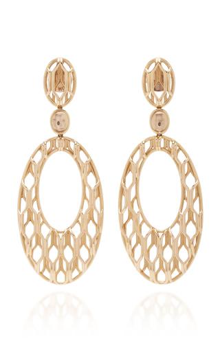 Carla Amorim Honey Earrings In Pink