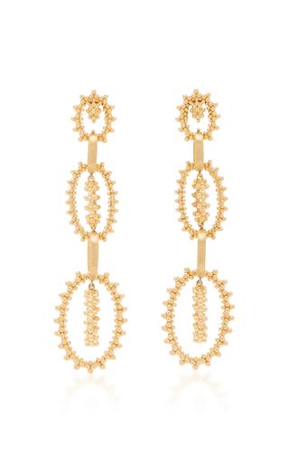 Carla Amorim Fresher Earrings In Yellow