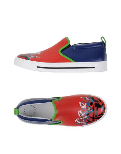 Marc By Marc Jacobs Sneakers In Red