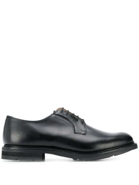 Church's Derby Shoes In Black
