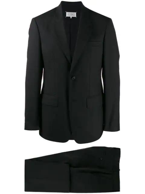 Maison Margiela Slim-fit Suit In Black
