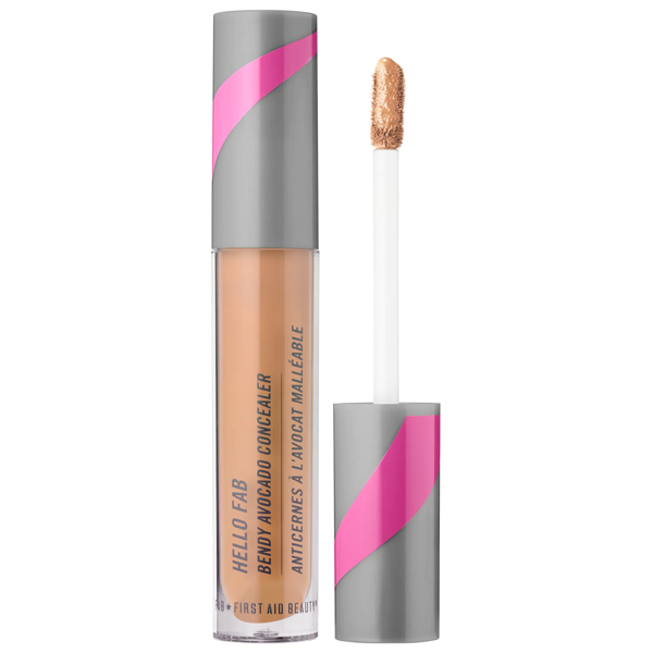 First Aid Beauty Hello Fab Bendy Avocado Concealer Cocoa 0.17 oz/ 4.8 G