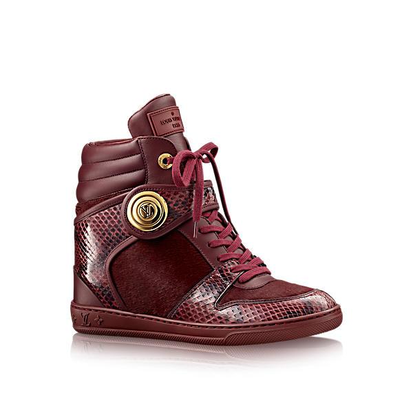 Louis Vuitton Postmark Sneaker Boot
