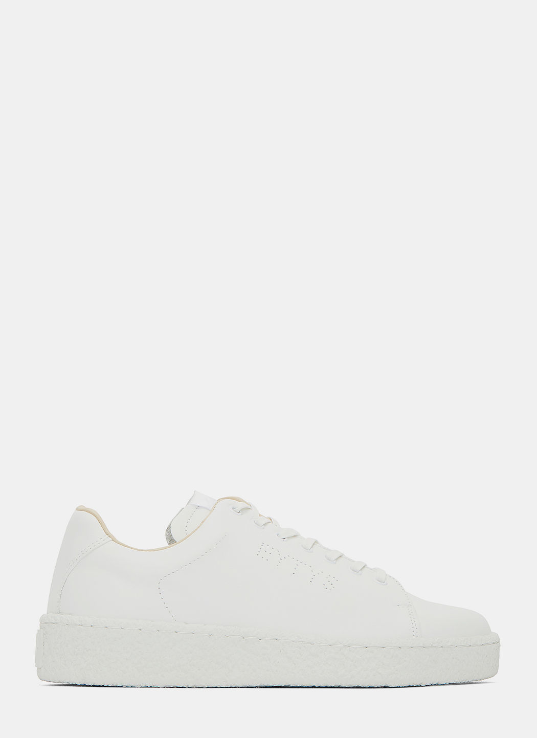 Eytys Ace Low-top Sneakers In White