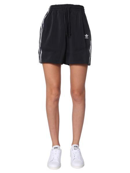 Adidas Originals By Danielle Cathari Short Dc In Nero