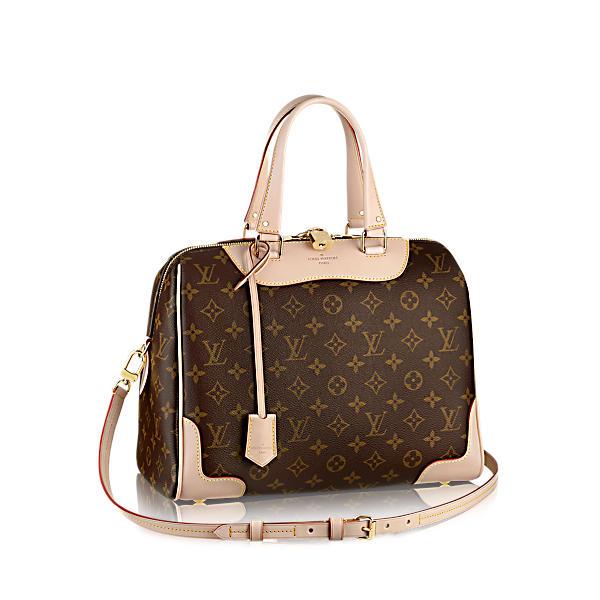 Louis Vuitton Retiro In Brown