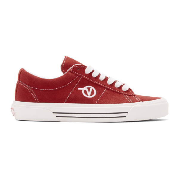Vans Opening Ceremony Anaheim Factory Sid Dx Sneaker In Vtm1 Og Red/white
