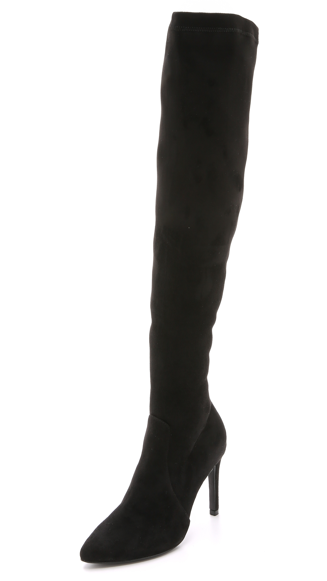 b31bcf9fc49 Joie Jemina B Faux-Suede Over-The-Knee Boot