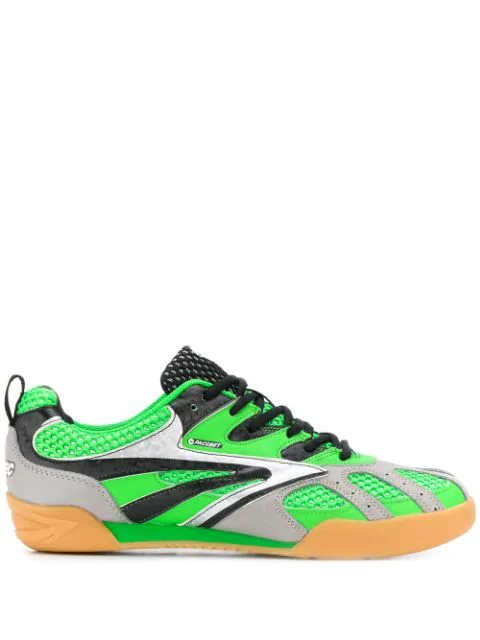 Rassvet Hybrid Squash Sneakers In Green