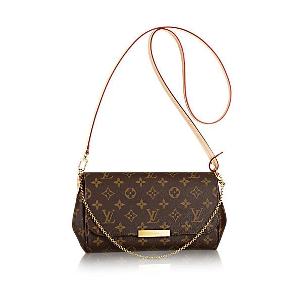 Louis Vuitton Favorite Mm In Monogram