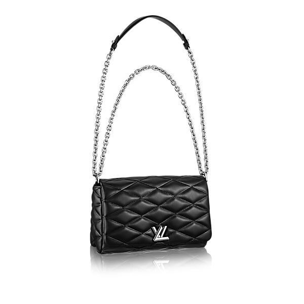 Louis Vuitton Go-14 Mini In Noir