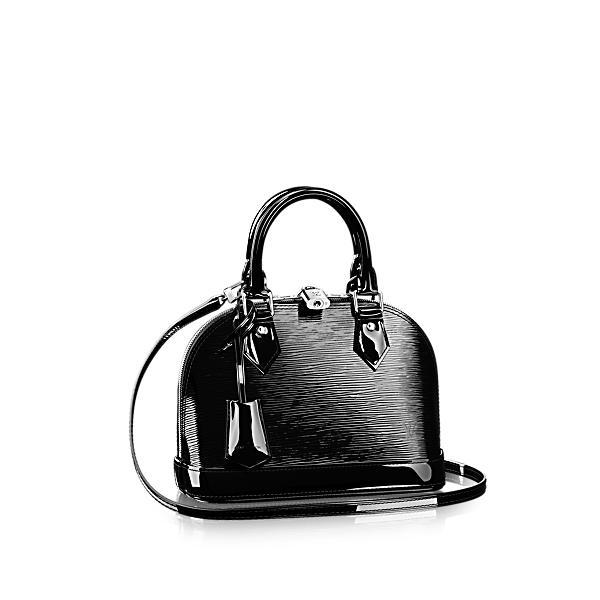 Louis Vuitton Alma Bb In Epi Leather