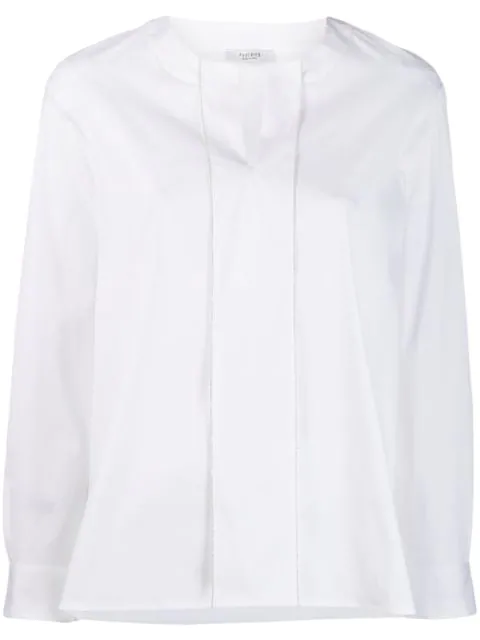 Peserico Tunic Top In White