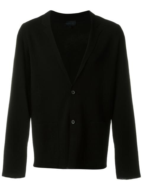 Lanvin Blazer Design Cardigan - Black
