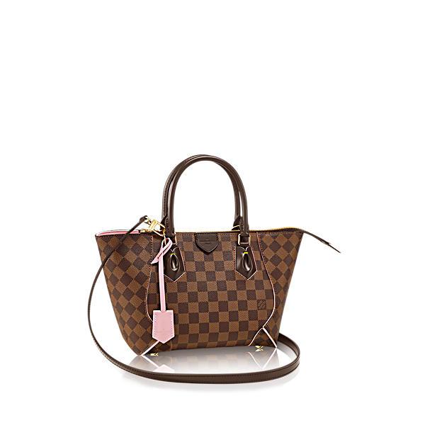 Louis Vuitton CaÏSsa Tote Pm In Rose Ballerine