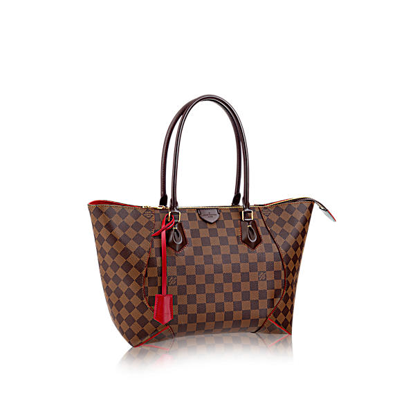 Louis Vuitton CaÏSsa Tote Pm In Cherry