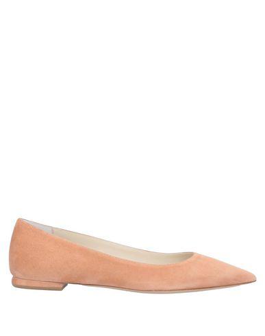 Deimille Ballet Flats In Pastel Pink