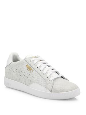 Puma Match Leather Sneakers