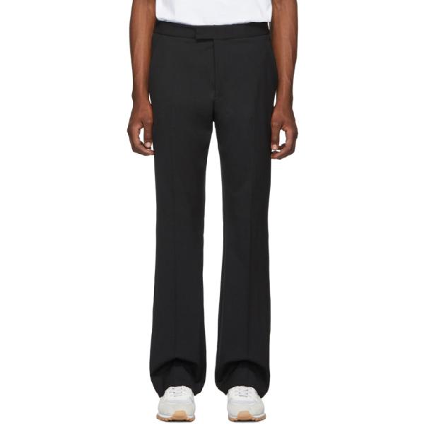 Joseph Black Edwards Trousers In 0010 Blk